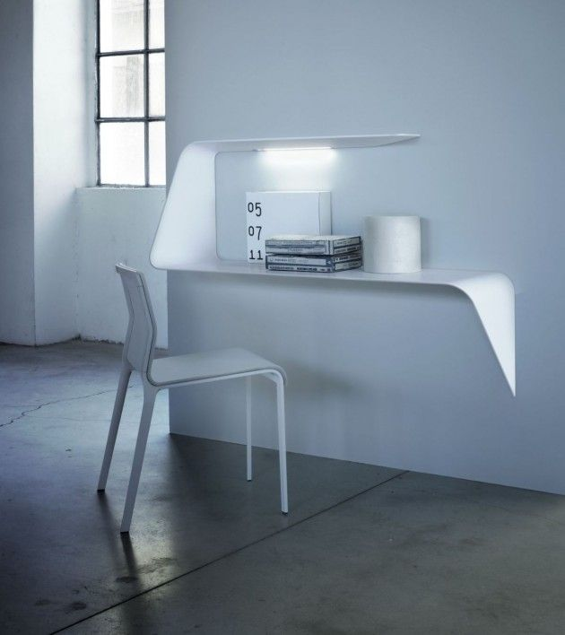 MAMBA Shelf/Desk by Victor Vasilev