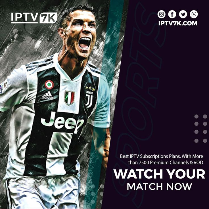 Get you IPTV subscription. Premium IPTV with more than