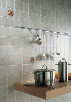 Rivestimenti piastrelle e pavimenti ragno linea tisane piastrelle in ceramica rivestimento - Pomelli ceramica per cucina ...