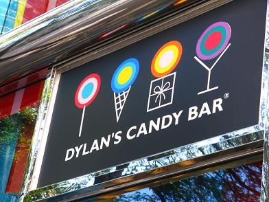 Dylan's Candy Bar! If you're ever in NY please go, life changing.