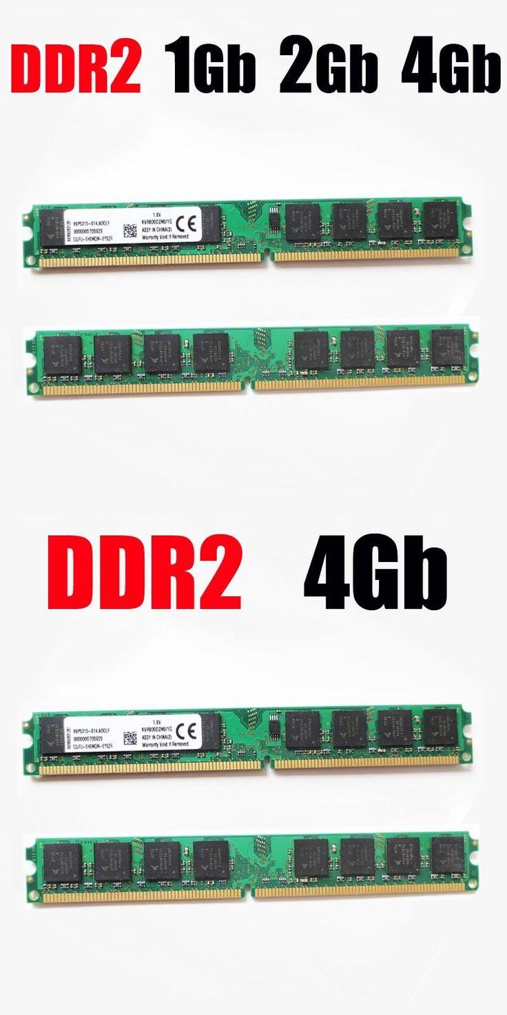 [Visit to Buy] RAM 4Gb DDR2 8Gb 800Mhz 667Mhz 533Mhz  / 8G 4G ddr 2  8 Gb 533 667 800 ddr2 4gb desktop Memory -- lifetime warranty #Advertisement