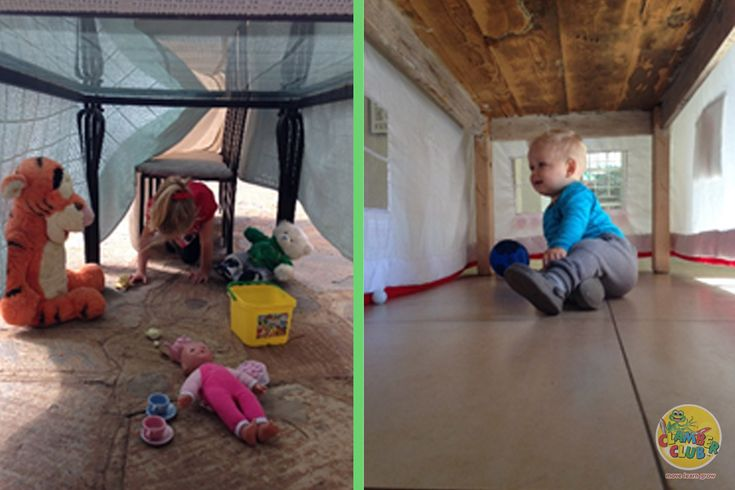 Making tents as a child can be so much fun! Here are some tent and Tepee ideas!