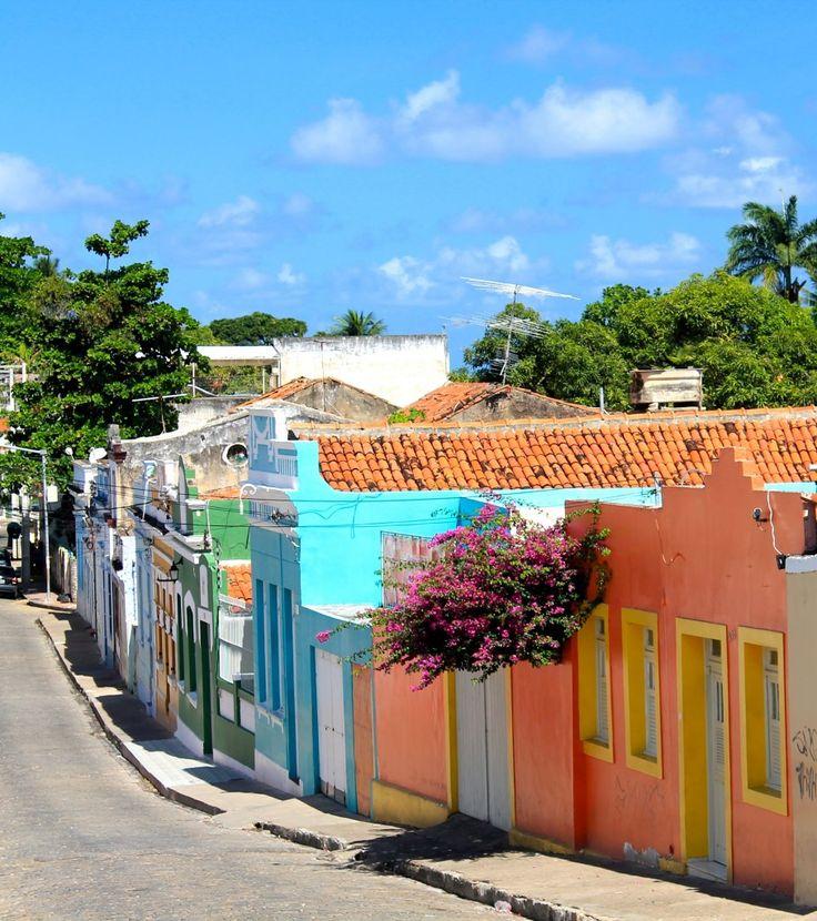 Recife et Olinda, Brésil