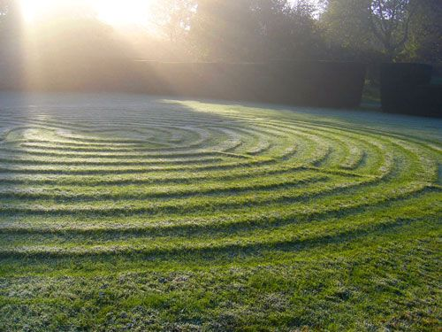 therapeutic labyrinth