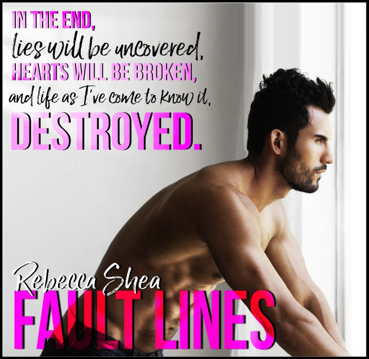 From USA Today bestselling author, Rebecca Shea, comes a new, heartbreakingly beautiful standalone romance, FAULT LINES. Don't miss the stunning and captivating excerpt below, and pre-order your co…