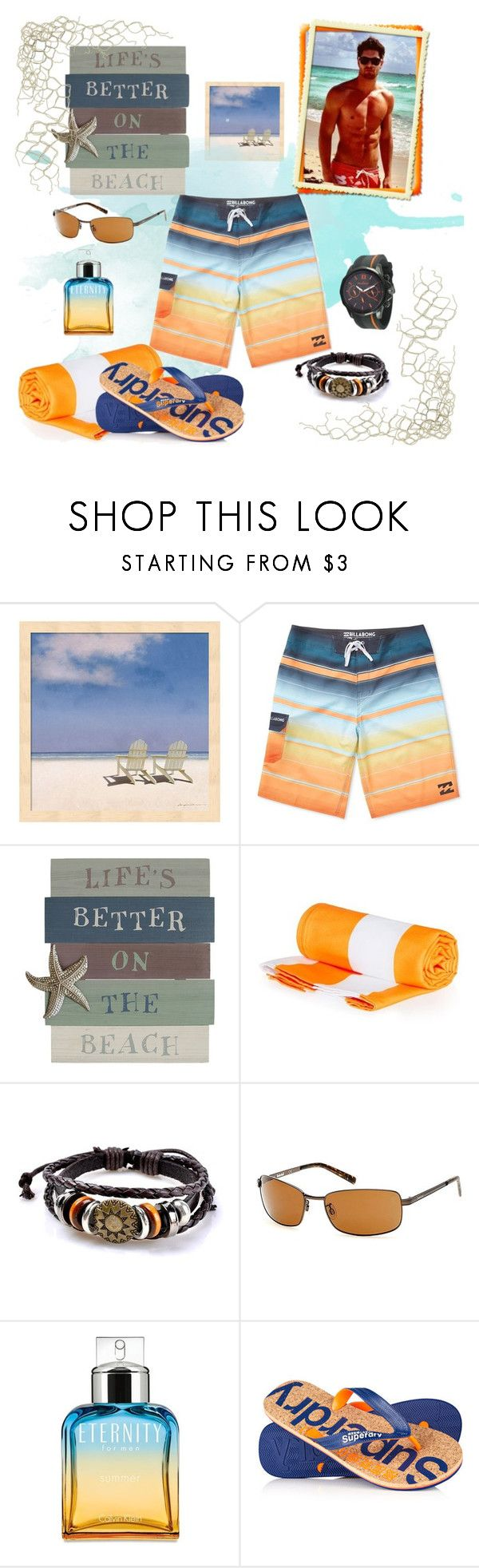 """Achilleas #4"" by boondock-saint1999 ❤ liked on Polyvore featuring Billabong, Timberland, Calvin Klein, Superdry, men's fashion and menswear"