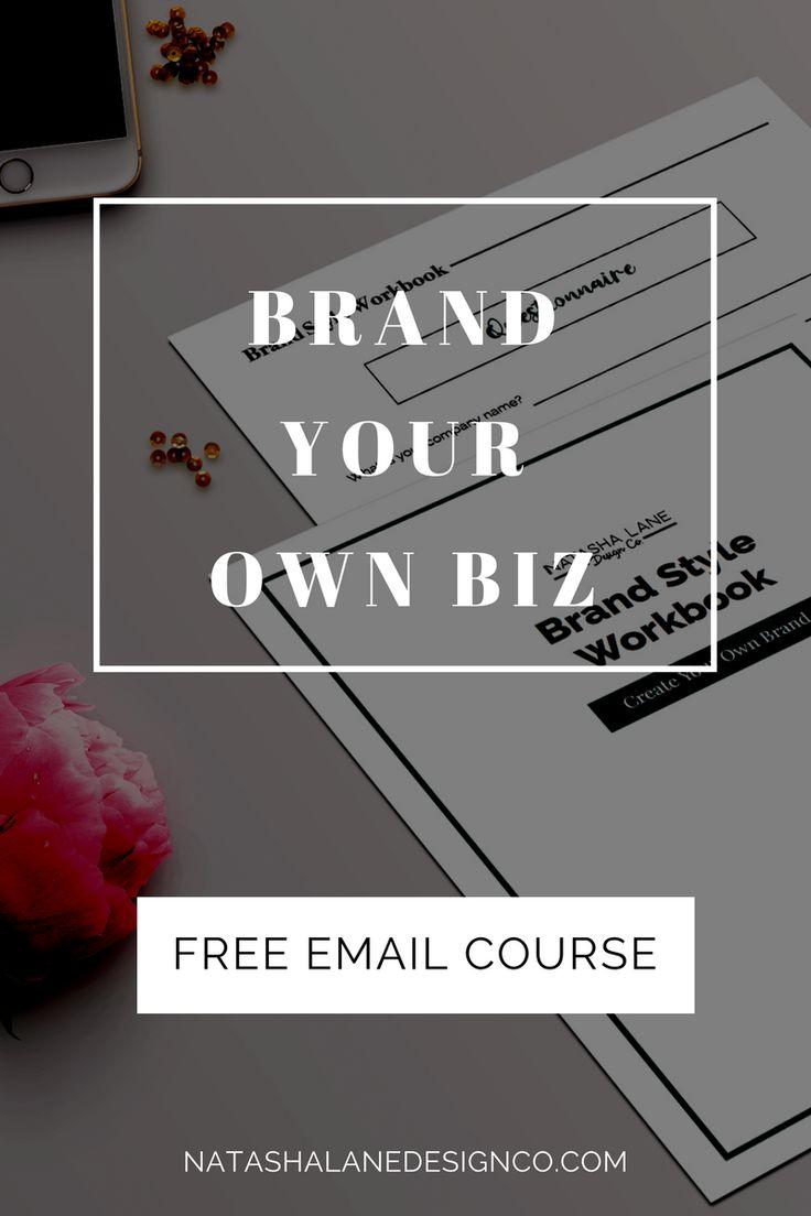 Brand Your Own Biz. Web Design LogoGraphic DesignCreative BusinessBusiness  IdeasBlogging ...