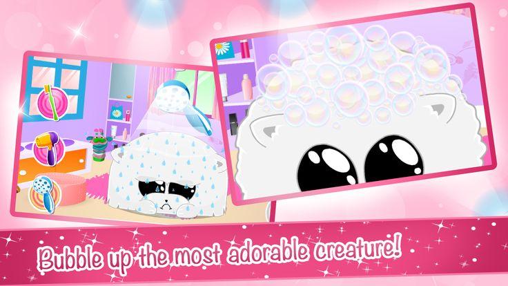 Fluffy Puffy - My Virtual Pet- screenshot