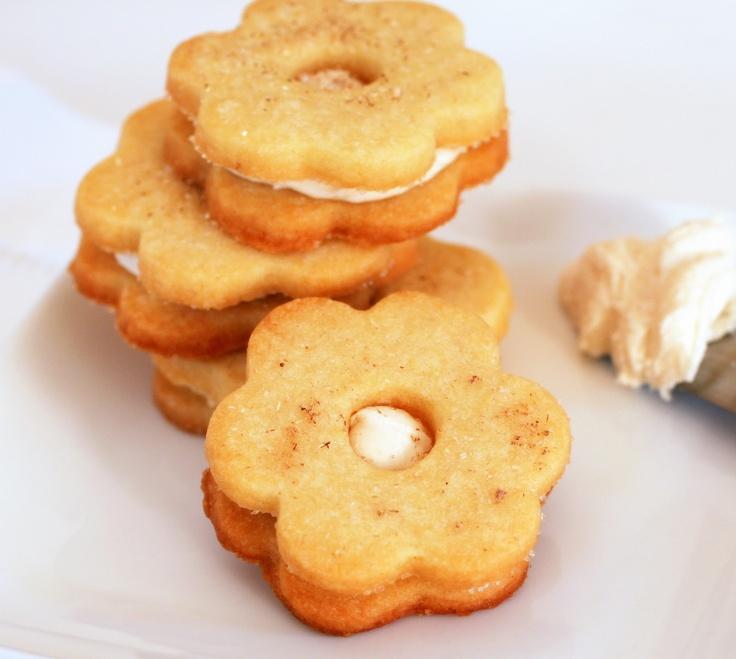 Tish Boyle Sweet Dreams: Rummy Eggnog Cookies