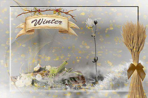 Winter, Fantasie, Landschap