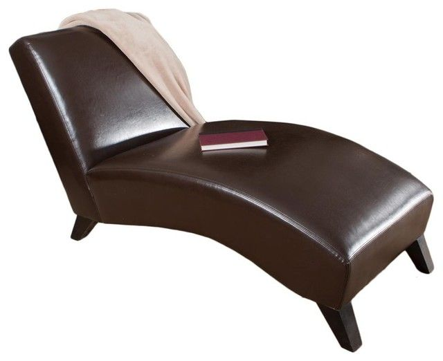 Contemporary Indoor Chaise Lounge Chairs Design Ideas
