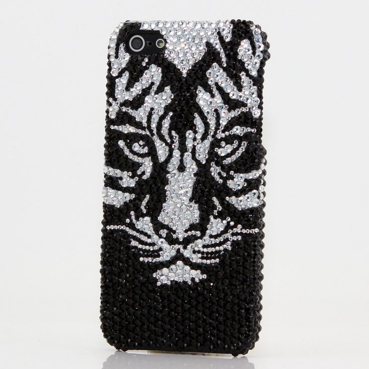Jewels Tiger Designer iPhone 5 Case