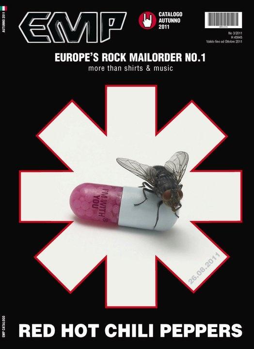 Cover Catalogo EMP - Autunno 2011 #empitalia #covercatalogo