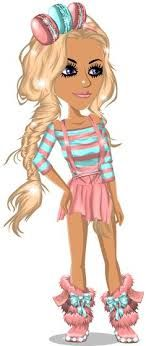 My Old Movie Star Planet (Msp) Look