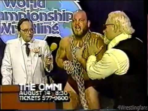 NWA WCW Wrestling August 1983 #2