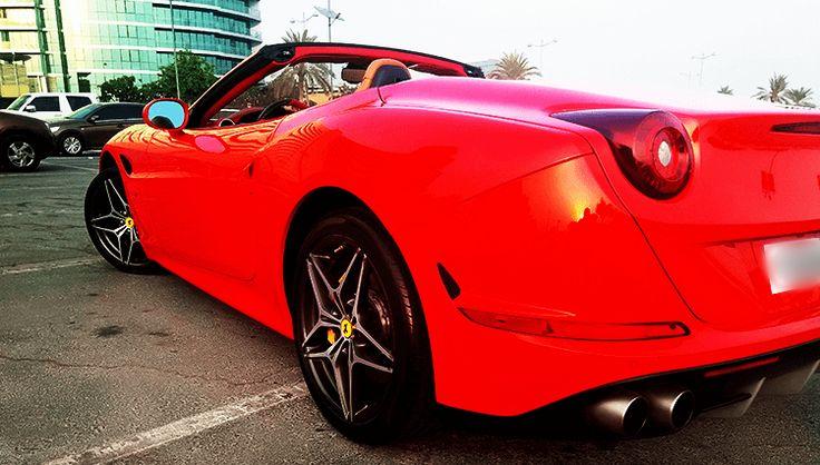 Ferrari California Price in Dubai, Sharjah, Abu Dhabi and ...