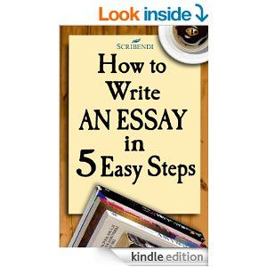 easy steps to writing an essay This e-book explains how to write an essay in five easy steps this simple essay writing guide can be used by high school, college, or university students how to.