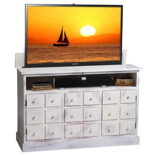 found it at wayfair nantucket tv lift cabinet