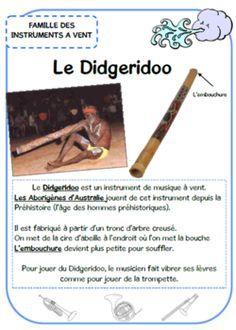 le didgeridoo fiche instrument