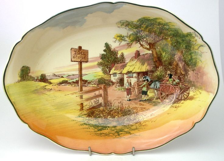 http://www.ebay.co.uk/itm/Royal-Doulton-Series-Ware-RUSTIC-ENGLAND-D5694-Oval-Serving-Bowl-/321547266152?category=64969