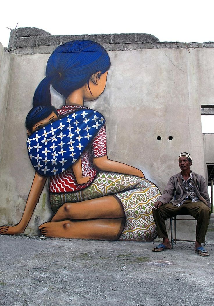 artist: Seth Globepainter locations: Indonesia,                                                                                                                                                     Plus