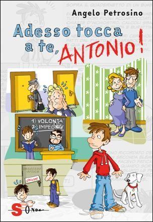 Adesso tocca a te, Antonio! Inizia la prima media. Un anno complicato per tutti, anche per Antonio che lo sperimenterà sulla propria pelle http://www.sonda.it/adesso-tocca-a-te-antonio/