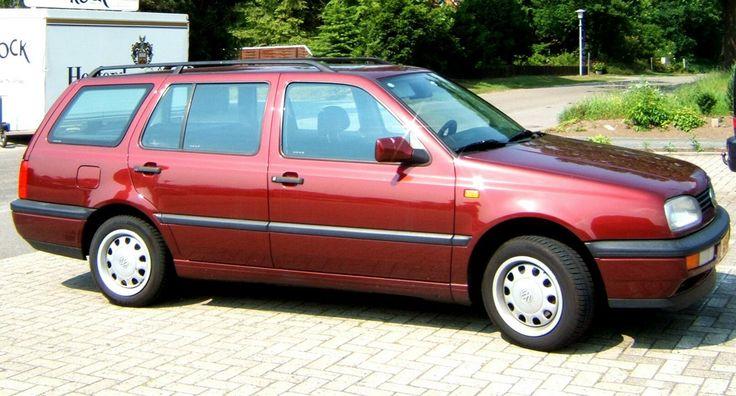 VW Golf III Variant (1992-1999)
