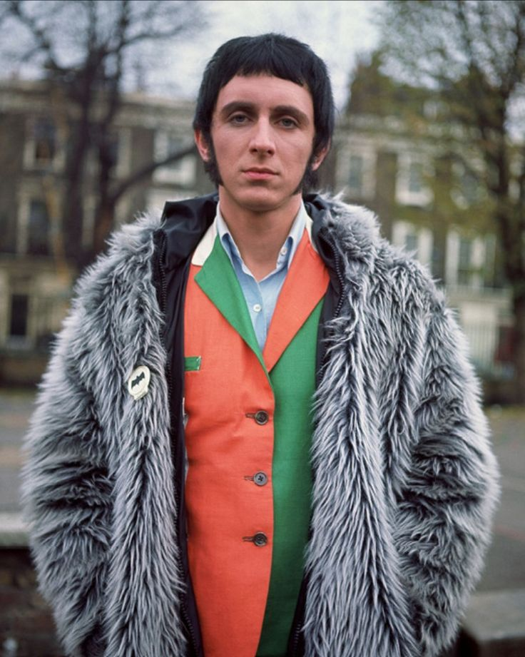 John Entwistle - The Who. I need that outfit.