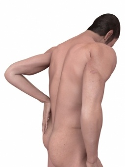 Uno dei sintomi della prostatite è un forte dolore nella zona dei glutei e alla schiena.