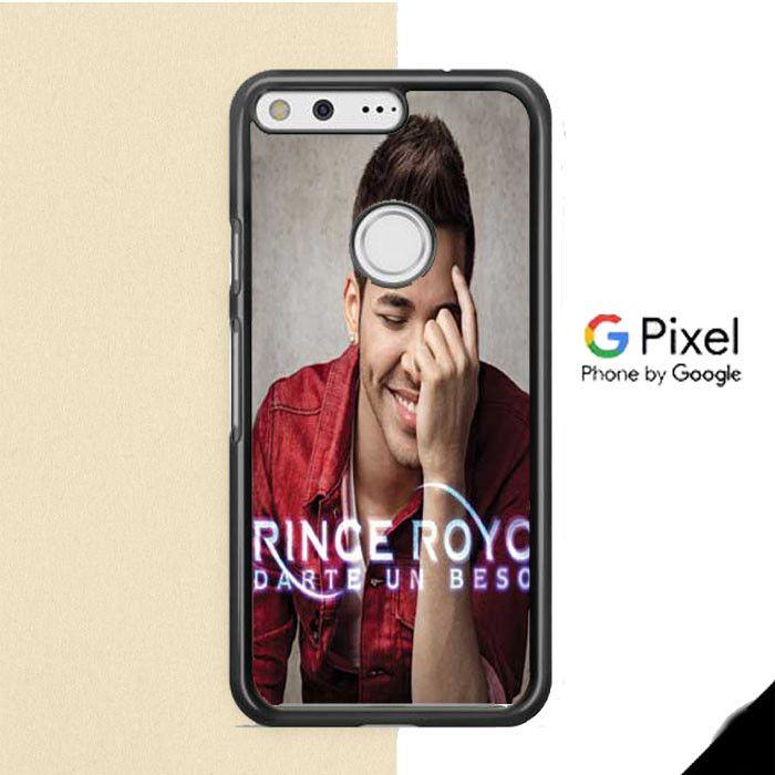 Prince Royce Darte Un Beso Google Pixel Case