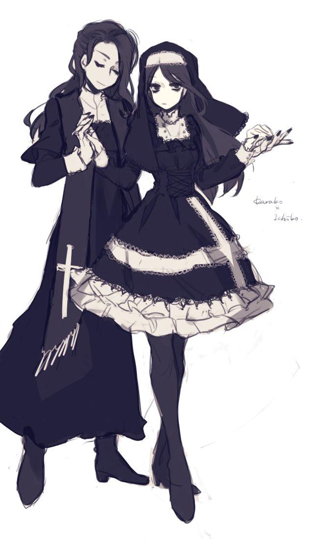 カラ子と一子