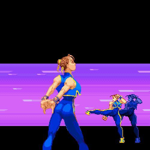 Street Fighter Alpha 2 (SNES) Capcom 1996.gif: brotherbrain