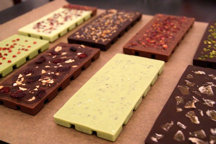 Schokoladetafel selber machen