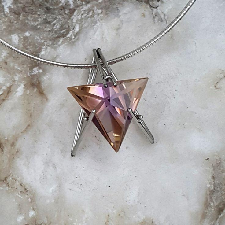 Bermuda triangle #goldsmith#jewelry#