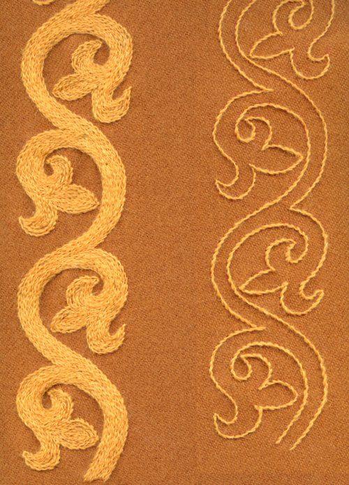Broidery Galería - En Prayse de la aguja
