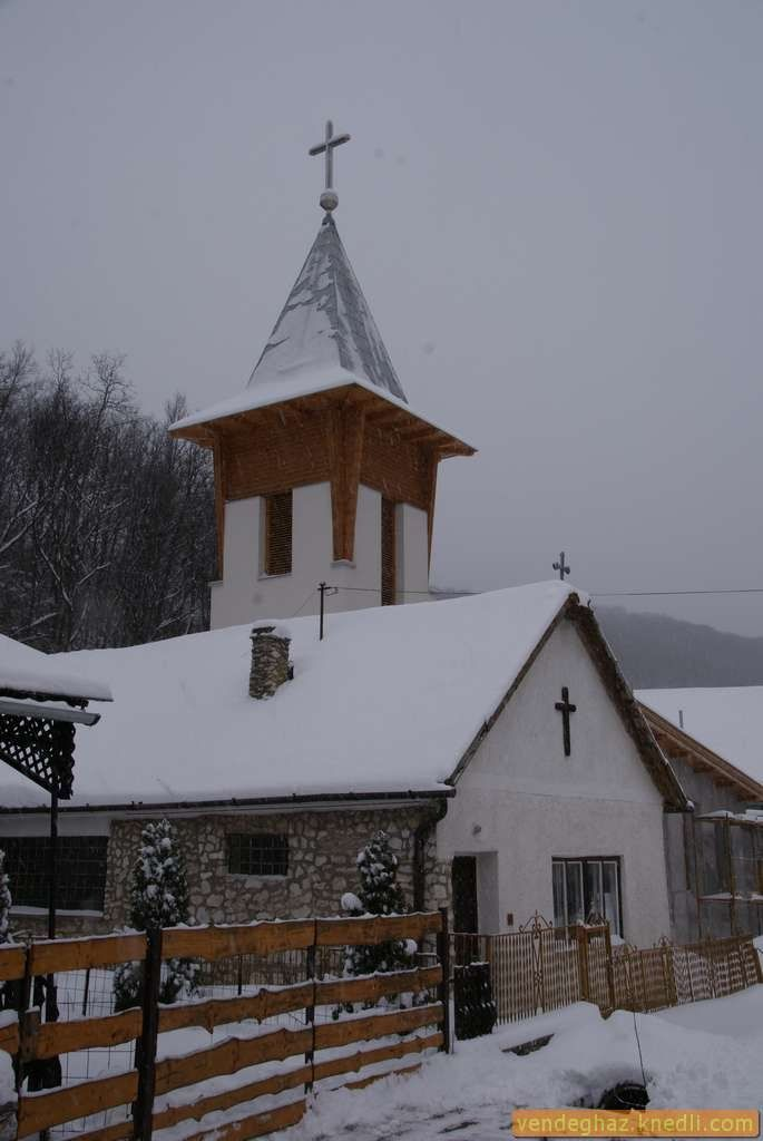 Church at Répáshuta