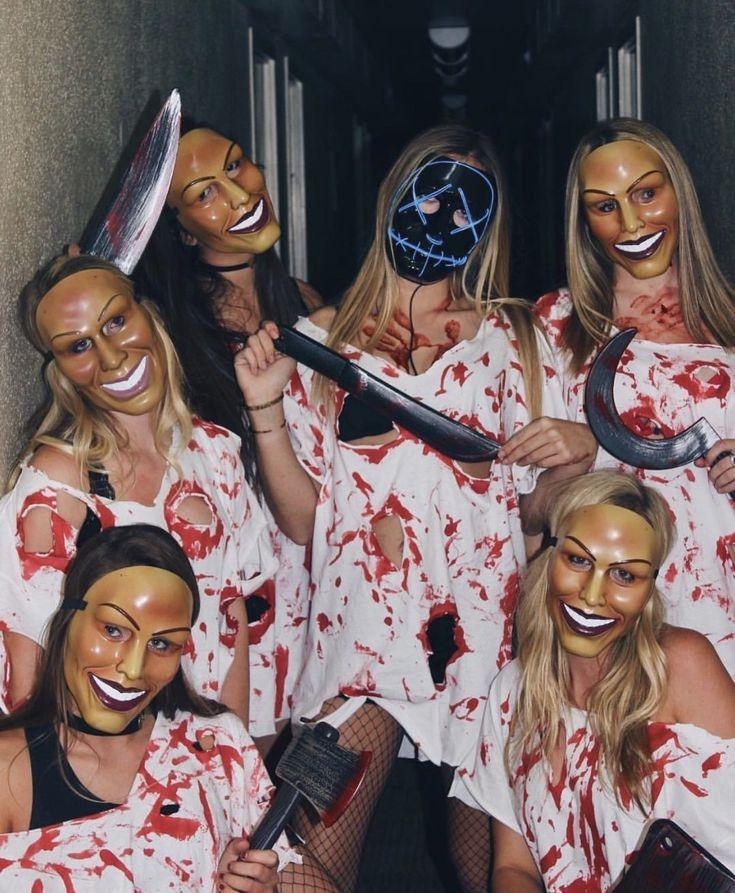 Horror Halloween Costumes, Scary Halloween