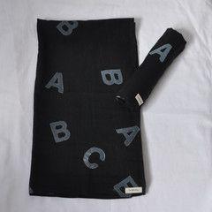 Cotton Wrap Black