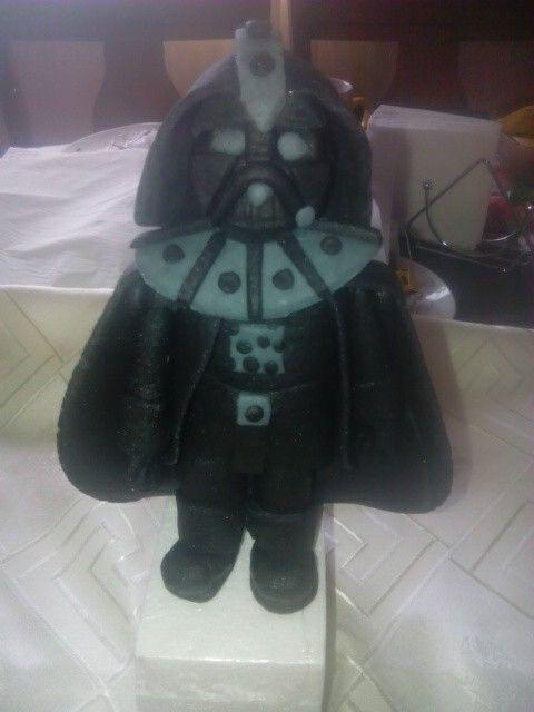 Torta (Figura para torta) Lord Vader - Darth Vader