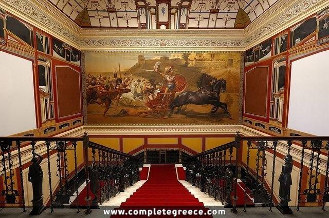 Achilleion Palace - Corfu - #Greece