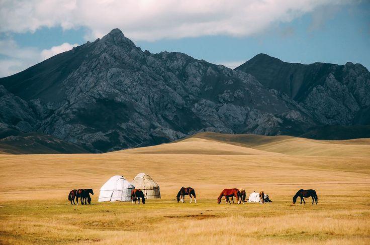 Kirgisistan.