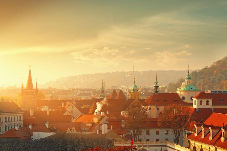 Praga, passeggiate d'autunno - Guide Marco Polo