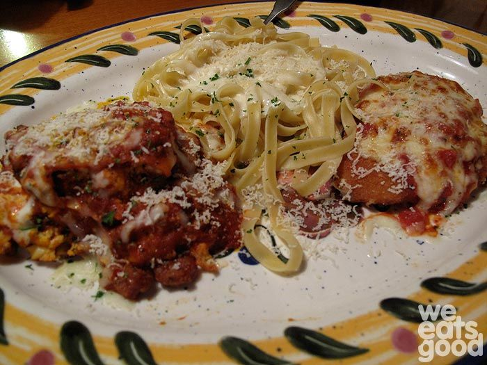 Tour Of Italy From Olive Garden Recipes Pinterest