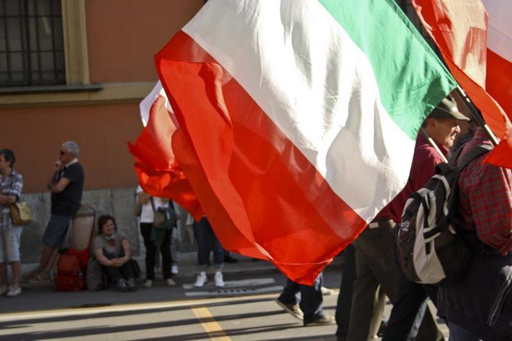 #tricolore #adunata nazionale #alpini #piacenza 2013