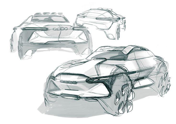 sketch on Behance