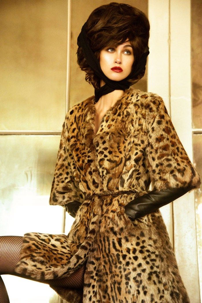 retro glamour3 Sarah English by Jeff Tse in Glam Girl for Fashion Gone Rogue    Sept 2013
