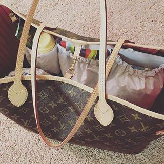 ToteSavvy Turns Your Designer Handbag into a Diaper Bag – Life in Play Co