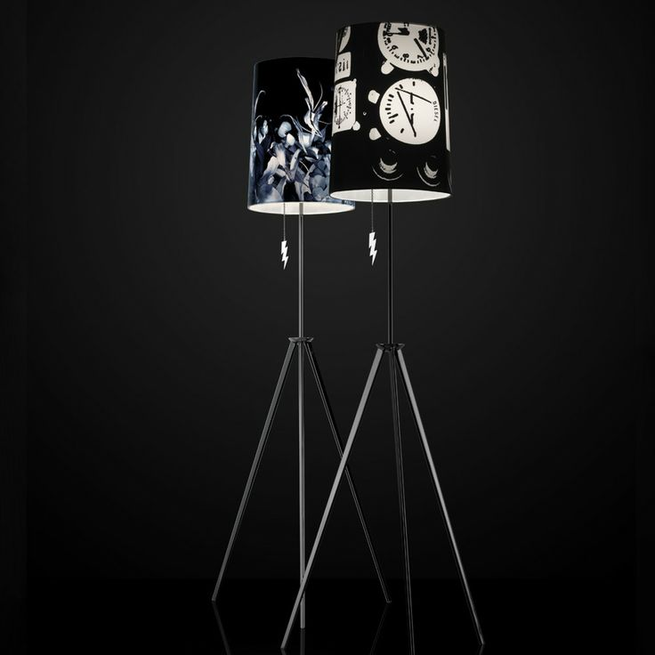 Diesel Foscarini graf terra #Design #interior  #homedecor #lamp   #blackinterior