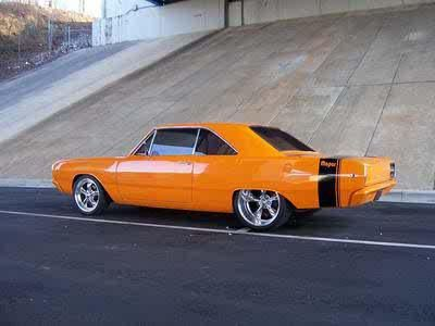 Custom 1968 Dodge Dart Swinger
