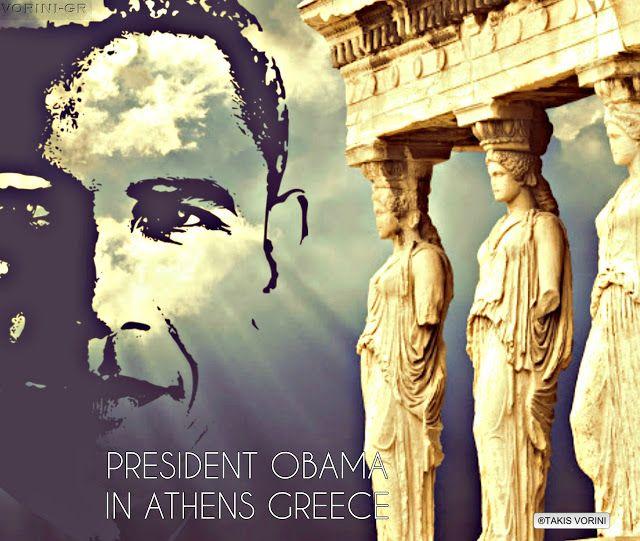 Ένα βίντεο από την Ακρόπολη ανέβασε στον προσωπικό του λογαριασμό στο Facebook ο Μπαράκ Ομπάμα, στο οποίο υμνεί τη Δημοκρατία και τον...